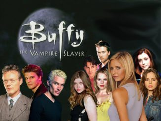 Buffy Slays 20