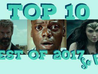 Top 10 Best 2017